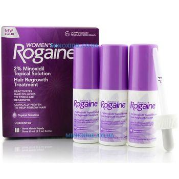 Лосьон Rogaine Solution Women - 3 месяца