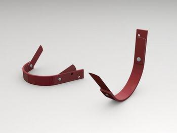 купить Крючок L=70 mm (125 mm) RAL-3005 в Кишинёве