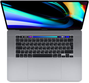 "Apple MacBook Pro 16"" (MVVJ2), Space Gray"