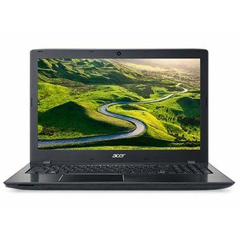 """ACER Aspire E5-774G Obsidian Black (NX.GEDEU.034) 17.3"""" FullHD (Intel® Core™ i5-7200U 2.50-3.10GHz (Kaby Lake), 8Gb DDR4 RAM, 1.0TB HDD, GeForce® GTX950M 2Gb DDR5, DVDRW, CardReader, WiFi-AC/BT, 6cell, 720P HD Webcam, RUS, Linux, 2.9kg)"""