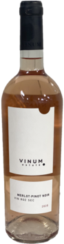 VINUM estate Roz Merlot - Pinot Noir 2020