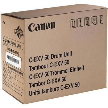 Drum Unit Canon C-EXV50, 35 500 pages A4 at 5% for iR1435IF,1435i,1435