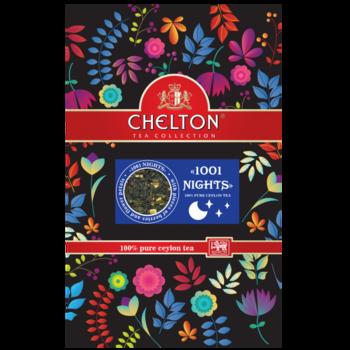 Английский чай Chelton 1001 ночь 90гр