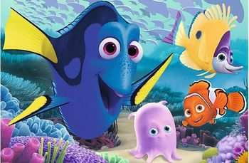 "14239 Trefl Puzzles - ""24 Maxi"" - Underwater friends / Finding Dory"