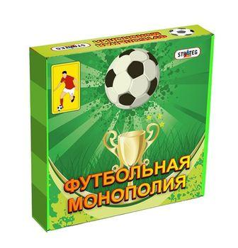 """Настольная игра """"Футбольная монополия"""" 716 (5529)"""