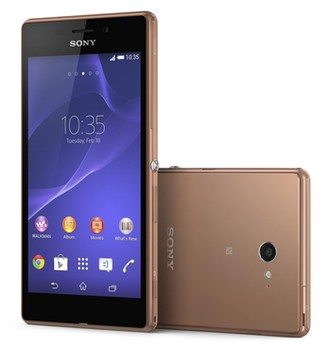 Sony Xperia M2 Aqua (D2403) Copper