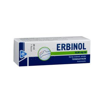 cumpără Erbinol Spray cutan.,sol.10,08mg/ml 20ml în Chișinău