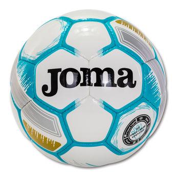 Футбольный Мяч Joma - EGEO BLANCO-TURQUESA FLUOR S/5