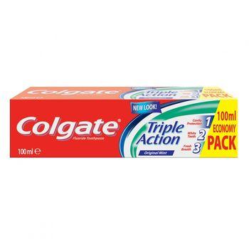 купить Зубная паста Colgate Triple Action 100 мл в Кишинёве