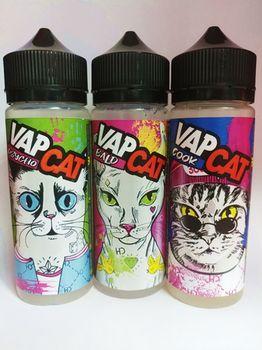 купить VapCAT 120 ml в Кишинёве