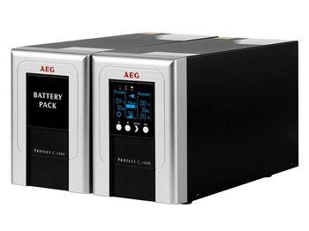 AEG Protect C.1000 BP NV - Battery Pack Extension for 1000 VA
