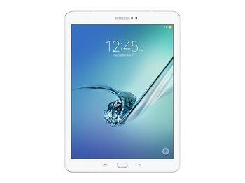 "9.7"" - Samsung Galaxy Tab S2 9.7 T819 LTE 32 GB white, SuperAMOLED 2048x1536, OctaCore up to 1.8GHz, Adreno 510, 3GB RAM, 32Gb flash drive, 8MP back, 2.1MP front camera, 5870mAh, MicroSD, WiFi-AC/BT4.1, GPS, Android 6.0, Fingerprint"