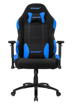 Gaming Chair AKRacing Core AK-EXWIDE-SE-BL Black/Blue, User max load up to 150kg / height 165-196cm