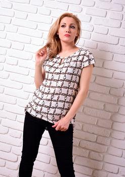 купить Блузка Simona ID 1025 в Кишинёве