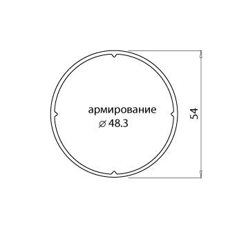 """купить """"Montblanc"""" Nord Труба (70мм, 3.0мм, Класс А) в Кишинёве"""