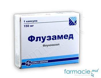 купить Fluzamed caps. 150mg N1 (fluconazol) в Кишинёве