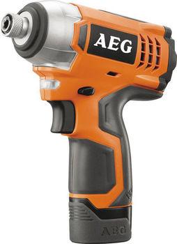 Аккумуляторная отвертка AEG BSS12C Li-152C (4935411680)