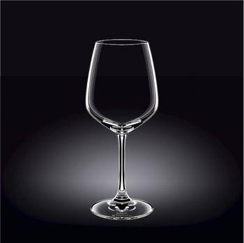 Бокал WILMAX WL-888019/6A (для вина 6 шт 510 мл)