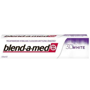 купить Blend-a-med зубная паста 3D White, 50мл в Кишинёве