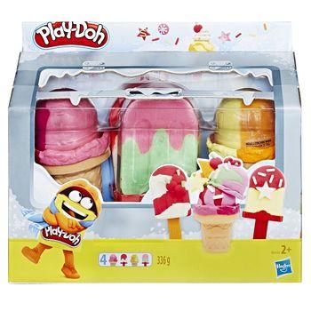"""Игровой набор Play-Doh """"Коробка Мороженого"""", код 43484"""