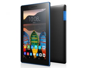 "7.0""  Lenovo TAB3  710F,  Ebony, (7.0"" IPS 1024x600, MT8127 1.3GHz Quad Core, 1GB RAM, 8GB, GPS, 2MPx+0.3MPx Cam, Dolby®, WiFi-N/BT4.0, MicroUSB (OTG Support), MicroSD, Radio, Android 5.1, 3450mAh up to 8hr, 269gr)"