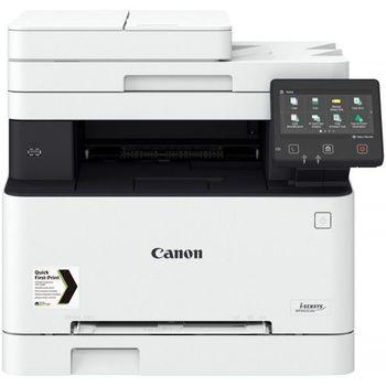 купить MFD Canon i-Sensys MF643Cdw (3102C008AA), Color Printer/Copier/Scanner, ADF (50p), Duplex, USB, Network, WiFi, Touch LCD 12.7cm, A4 21ppm, Print 1200dpi, Scan 9600dpi, 250p tray, 2.5-30k ppm, Cart 054(H)Bk+054(H)C/M/Y в Кишинёве