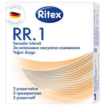 cumpără Prezervative - RITEX RR.1 - Senzaţie intensă, 3buc în Chișinău