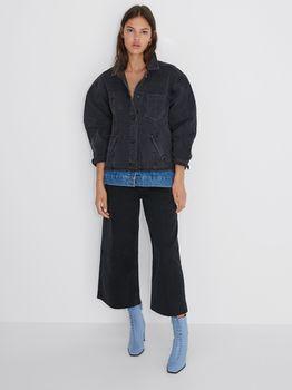 Куртка ZARA Чёрный 5899/155/800