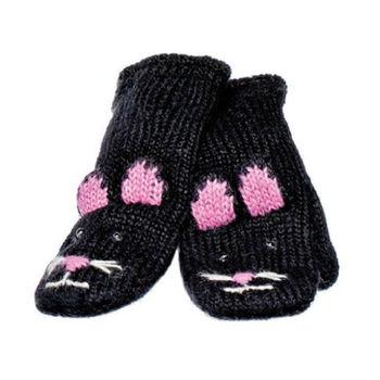 купить Варежки взрослые Knitwits Kiki The Kitty Mittens, A2169 в Кишинёве