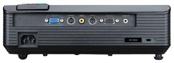 ACER X1263 DLP 3D
