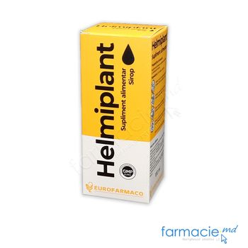 купить Helmiplant sirop 100ml (Eurofarmaco) в Кишинёве