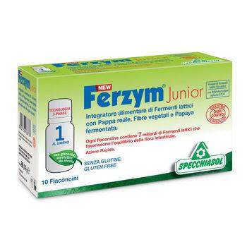 cumpără Ferzym Plus  Junior flacon N10 în Chișinău