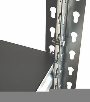 cumpără Raft metalic galvanizat Gama Box 1490Wx480Dx2130 Hmm, 7 poliţe/MPB în Chișinău
