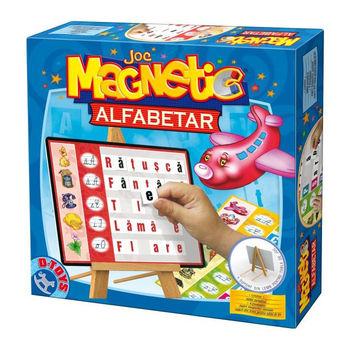 Магнитная игра Alfabetar cu tabla, код 41256