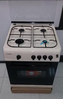 купить Газовая плита  KUBB TG-66402 LI BEIGE в Кишинёве