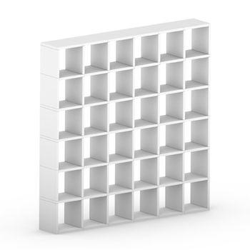 cumpără Etajeră Boon 2159x2159x330 mm,alb în Chișinău