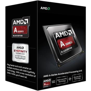 AMD A-Series X4 A10- 6800K  Socket FM2 , 4.1-4.4 GHz, 4MB L2, Intergrated HD8670D , 100W 32nm,