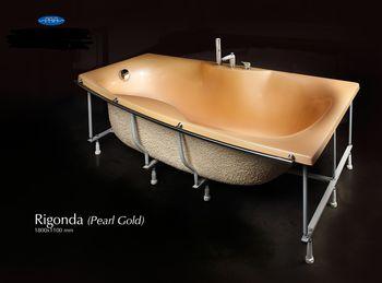 "Ванна RIGONDA- марки P.A.A. ""фабрика ванн"""