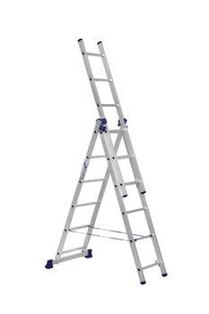 купить Трехсекционная лестница (3x6ст) H3 5306 в Кишинёве