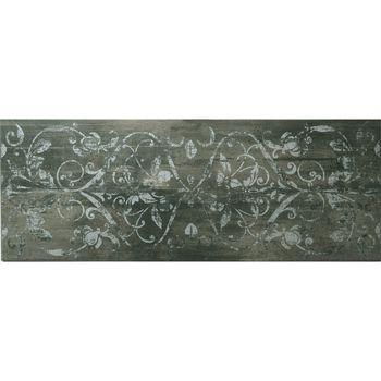 Keros Ceramica Декор Pipa Acero 25x70см