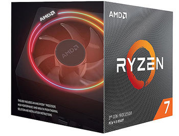 Процессор CPU AMD Ryzen 7 3800X, 8-Core, 16 Threads, 3.9-4.5GHz, Unlocked, 36MB Cache, AM4, Wraith Prism with RGB LED Cooler, BOX