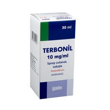 cumpără Terbonile 1% 30ml spray uz.ext. în Chișinău