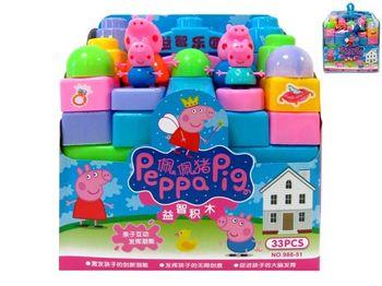 """купить Конструктор """"Peppa Pig"""" 33ед в Кишинёве"""