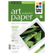 купить ColorWay Art Wood Glossy Finne Photo Paper, 230g/m2, A4, 10pack в Кишинёве