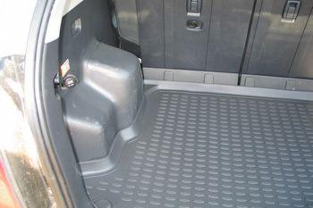 HYUNDAI Tucson 2004->, кросс. Коврик в багажник