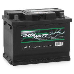 купить Аккумулятор Gigawatt 60Ah S4 006 в Кишинёве