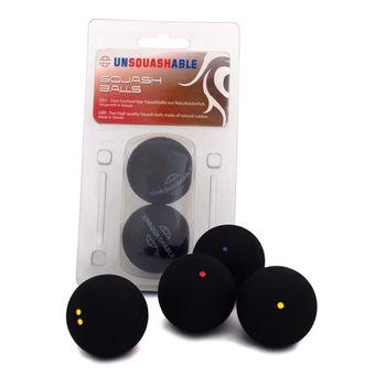 купить Шары для сквоша UNSQUASHABLE 2 buc-red dot MTS382210 в Кишинёве