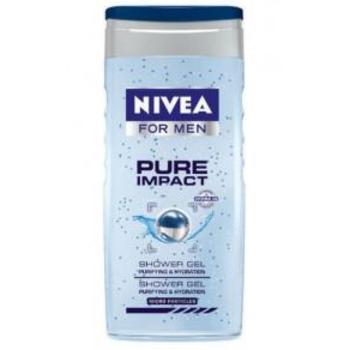 купить Nivea гель для душа  Pure Impact, 500мл в Кишинёве