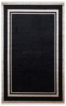 Ковёр ручной работы E-H BAROQUE BR 02  BLACK BEIGE