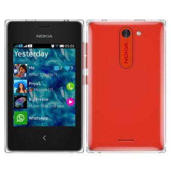 Nokia Asha 502 2 SIM (DUAL) Red